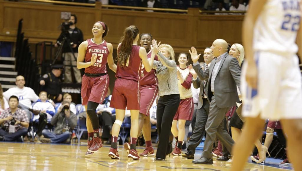 No. 10 #FSUWBB Reaches School-Record 10-Game ACC Win Streak