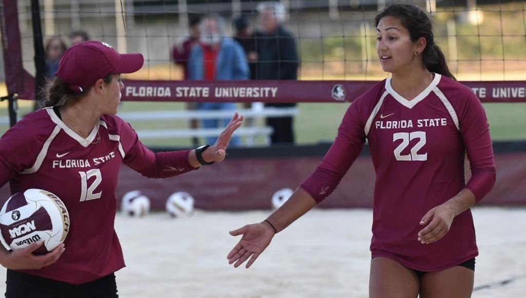 Noles Make it a Clean Sweep in Arizona