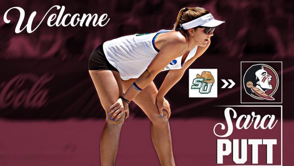 Putt Transfers from Stetson to Florida State
