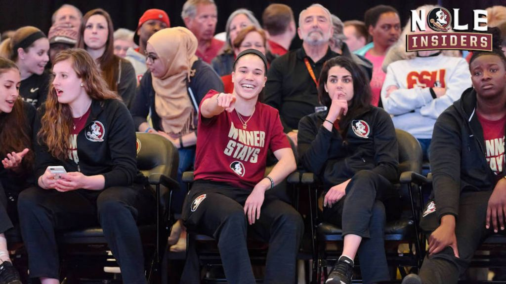 For FSU Women, There's No Place Like Home