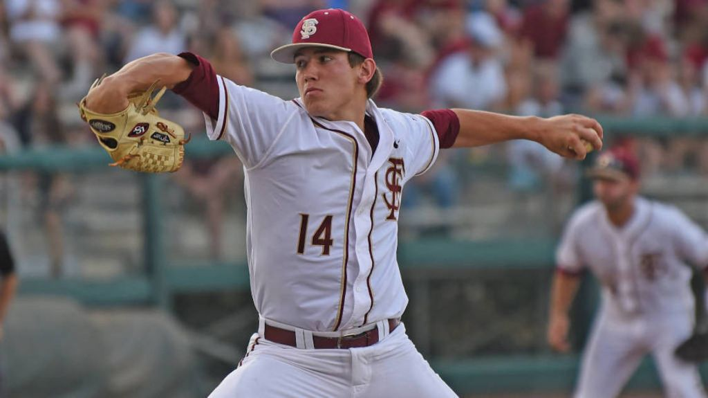 Holton K's 11 in Noles 8-0 Win over Samford
