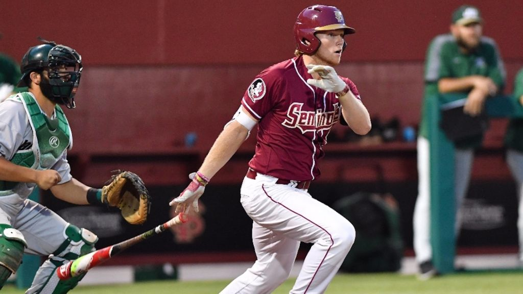 No. 22 Baseball in Raleigh for Three Games vs. NC State