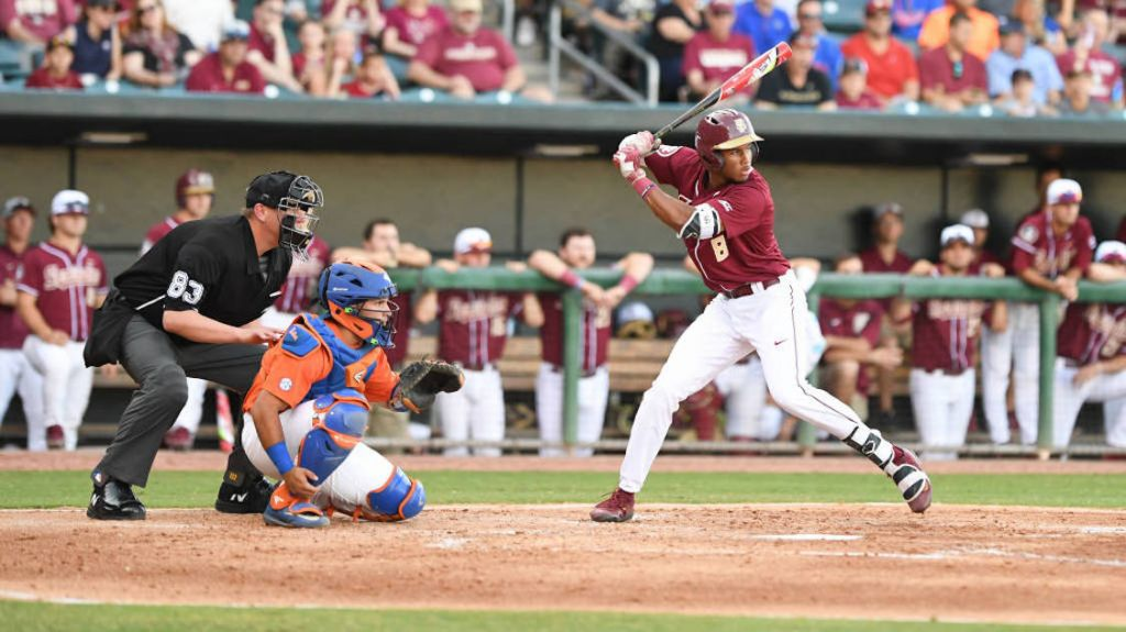 No. 12 Baseball Falls to No. 9 Florida in J-Ville