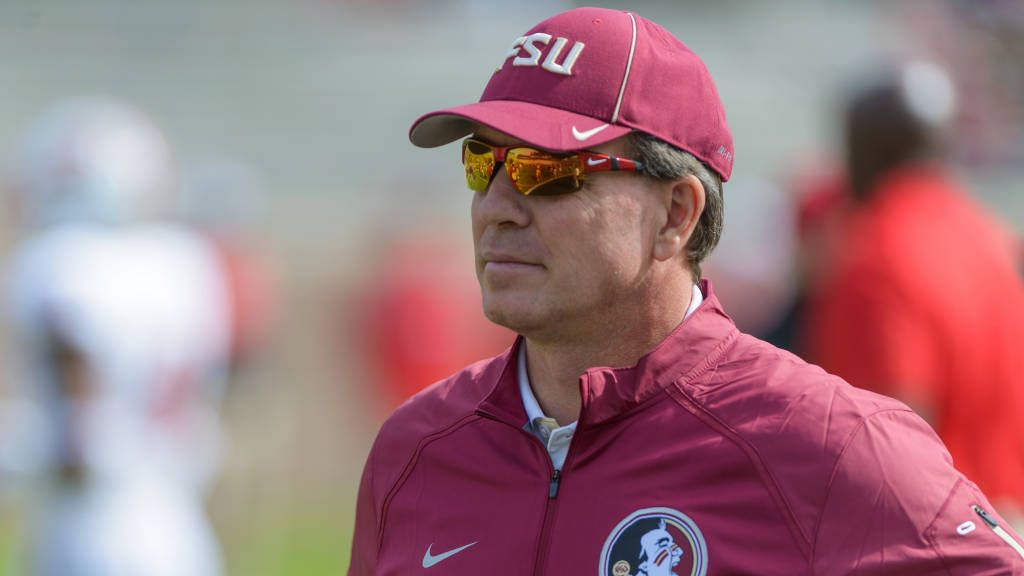 Jimbo Fisher Named to Dodd Trophy Watch List