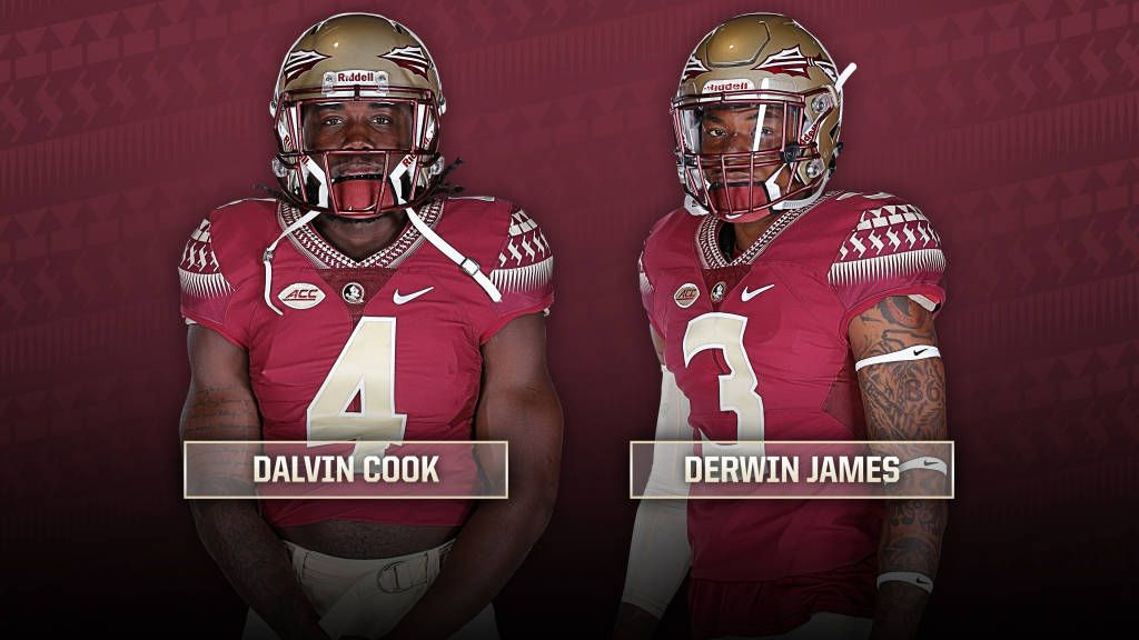 Cook, James Named To Walter Camp Award Watch List