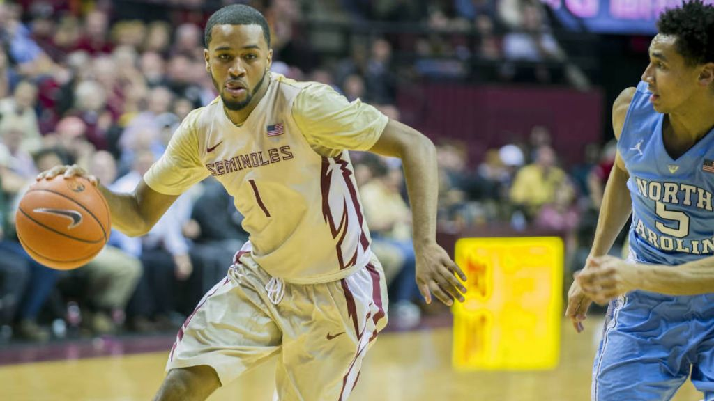 Versatile Bookert Gives FSU Men A Spark