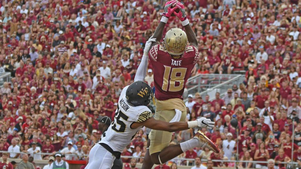 First and 10: No. 12 Florida State vs. No. 3 Clemson