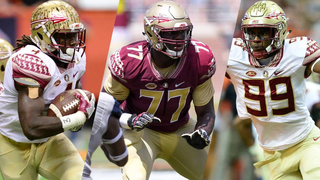 Cook, Johnson and Burns Grab ACC Weekly Honors