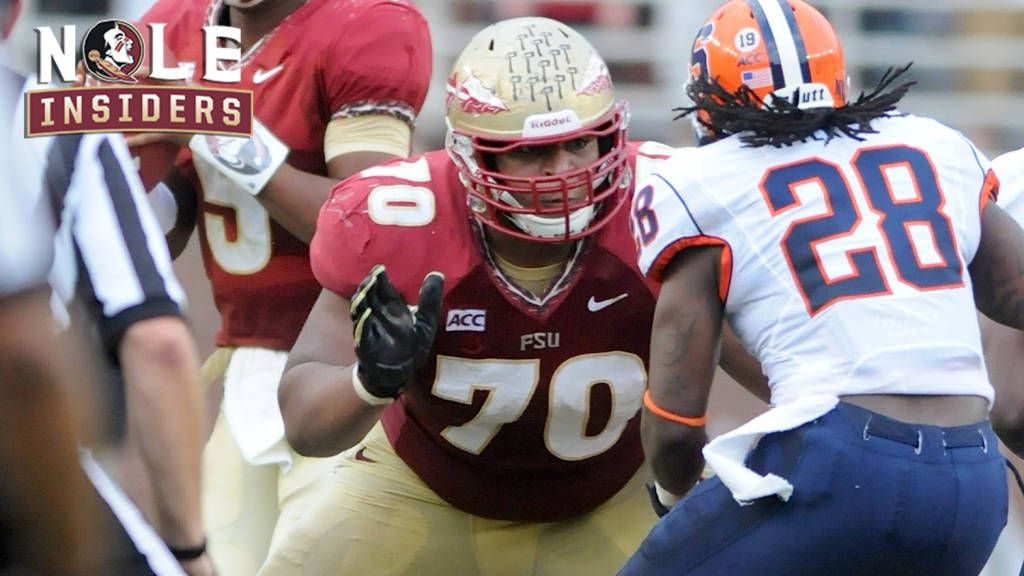 A Promise Kept: Football's Josue Matias Returns, Earns FSU Degree