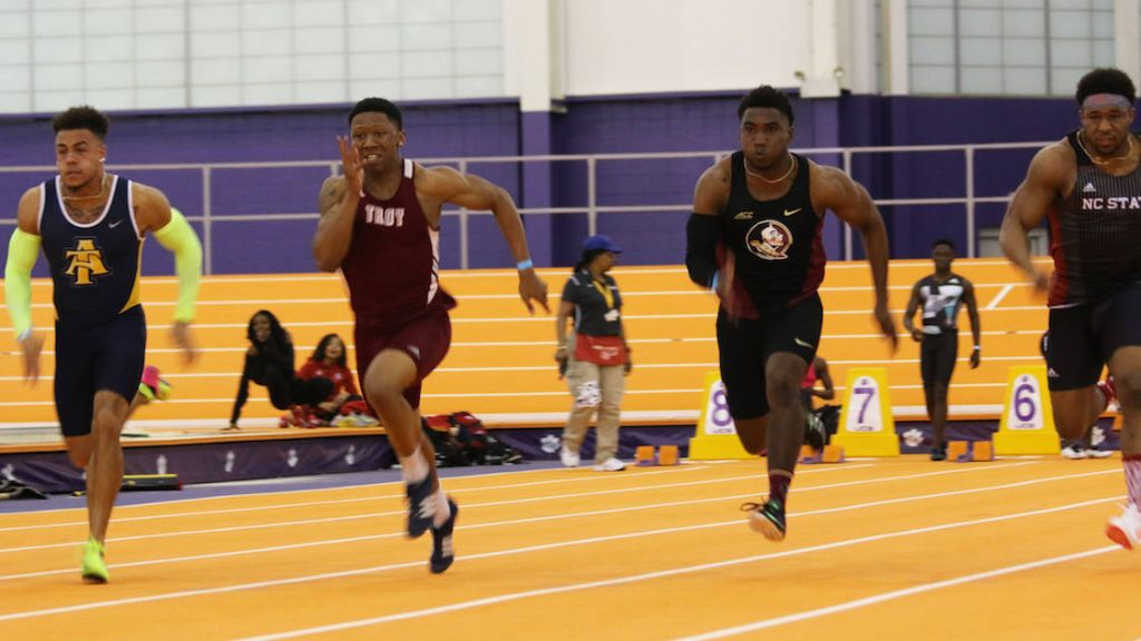 Williams, Haraway Lead Charge Toward NCAA's