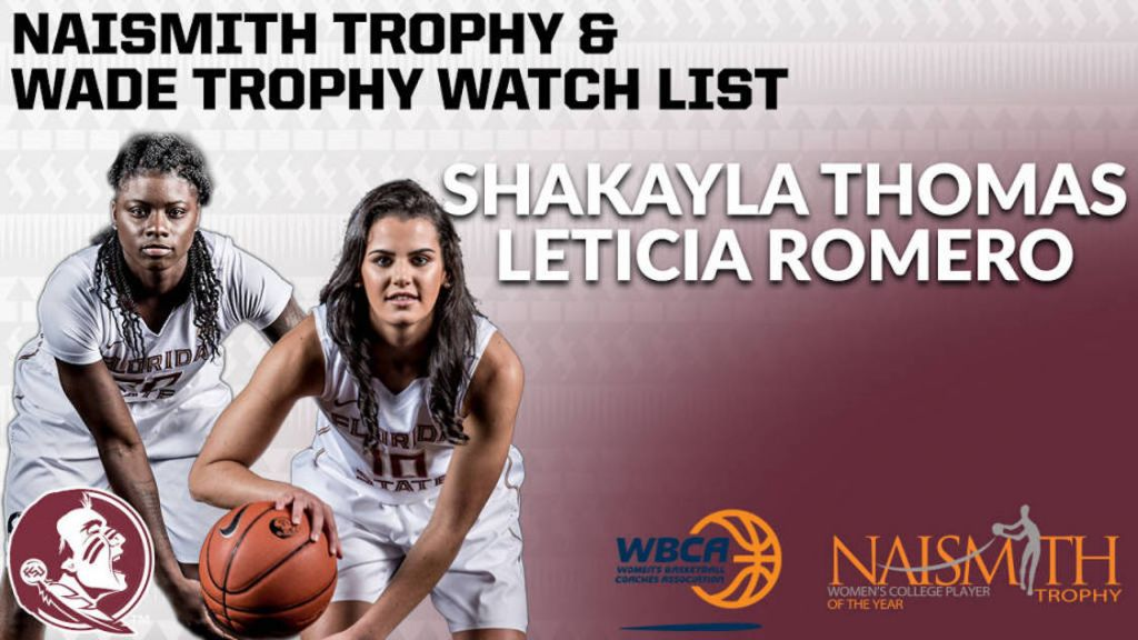 Two Noles on National Watch Lists