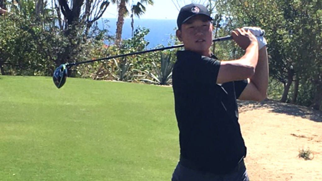 Men's Golf Tied for Eighth in Cabo