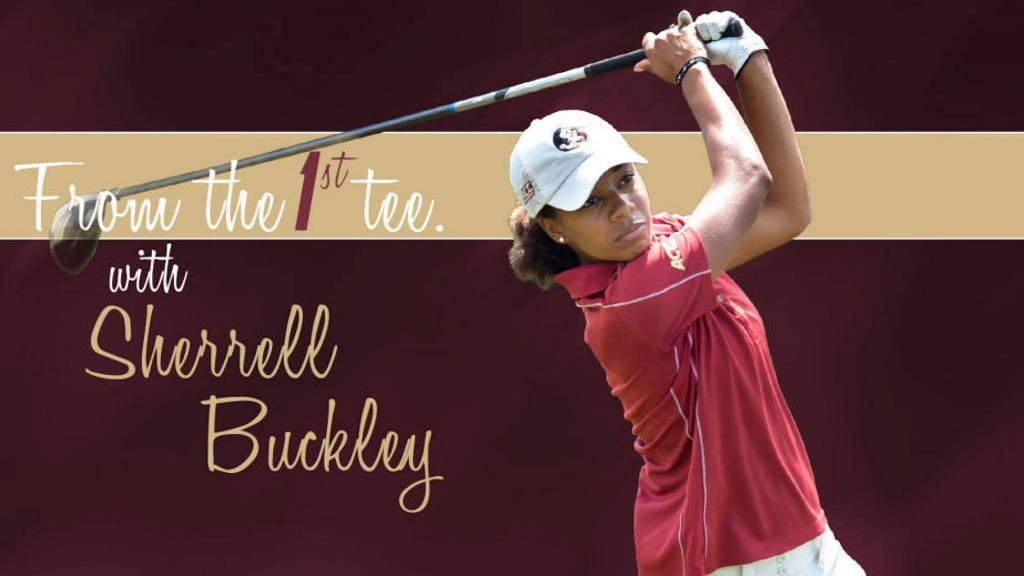 From The First Tee With Sherrell Buckley
