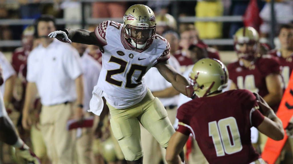 FSU's Marshall Healthy, Happy To Be Back In Action