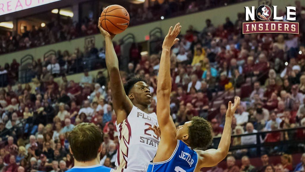Senior Smith Gives Noles A Boost In Win Over Duke
