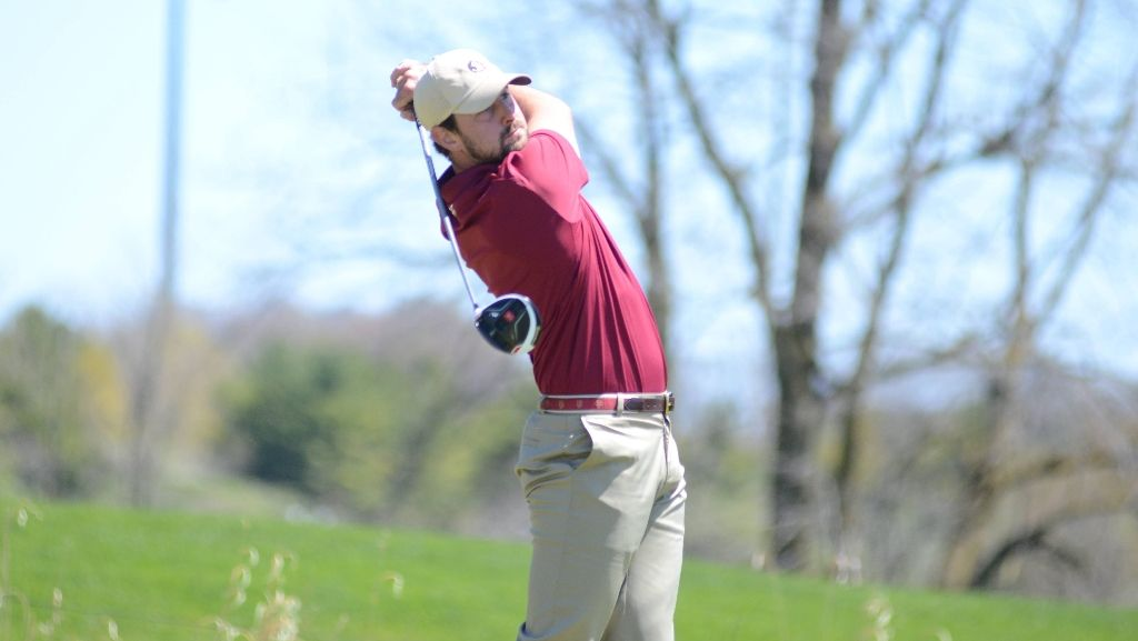 Men's Golf Impresses in First Round at ACCs