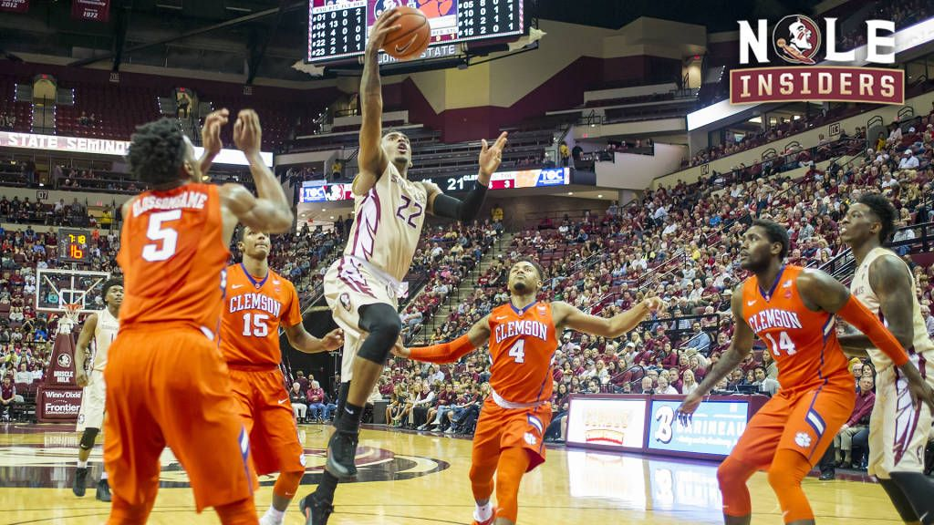FSU Men Expect An 'Angry Tiger' At Clemson