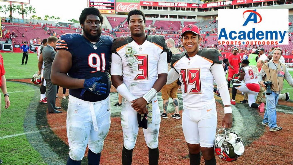 Academy Sports + Outdoors Noles In The NFL: Week 10