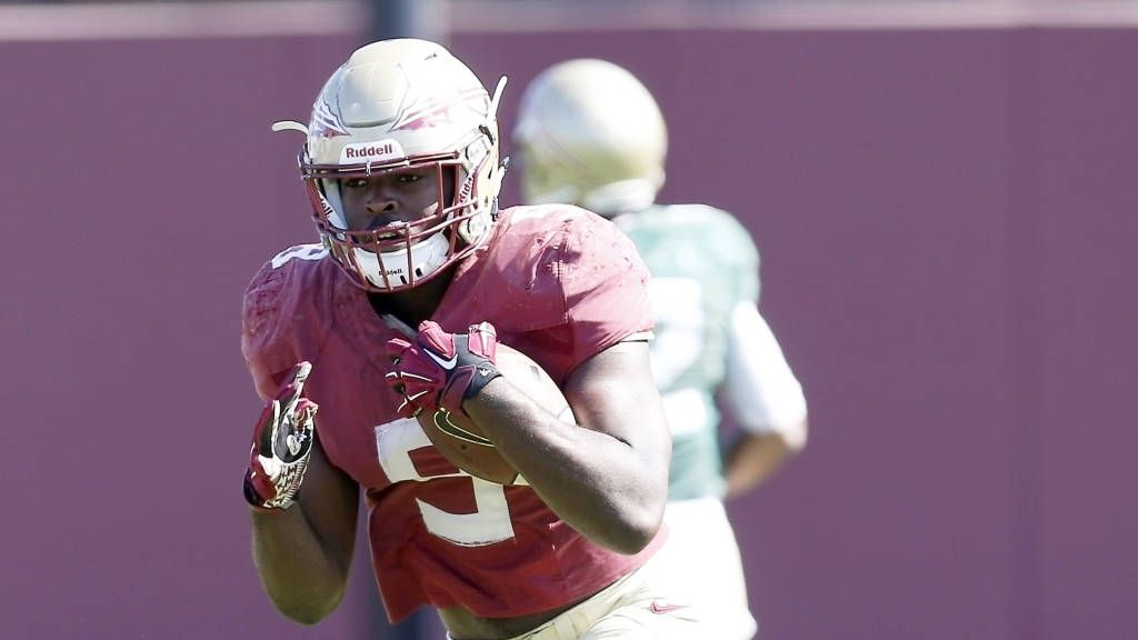 Noles Hold Second Scrimmage at Doak
