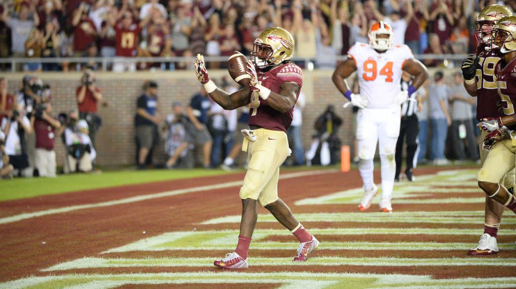 Cook Shines, But Noles Can't Catch Tigers
