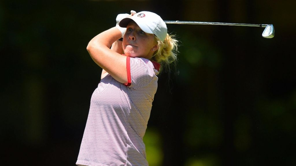 No. 3 Women's Golf Opens Season at Florida Challenge