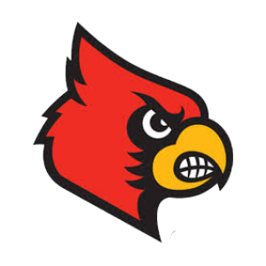 No. 38 Louisville                             Cardinals