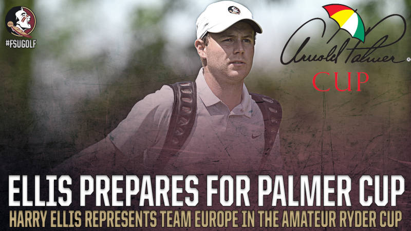 Harry Ellis Prepares for Arnold Palmer Cup
