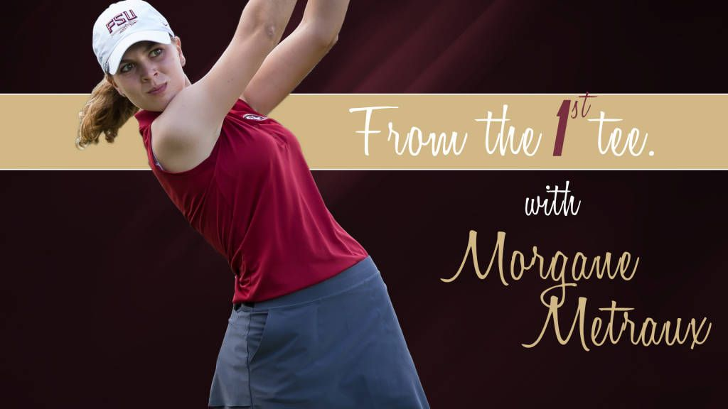 From The First Tee With Morgane Metraux