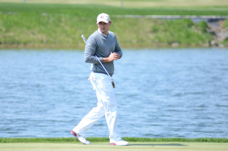 #FSUGolf Ends Second Round in Third Place in Kohler