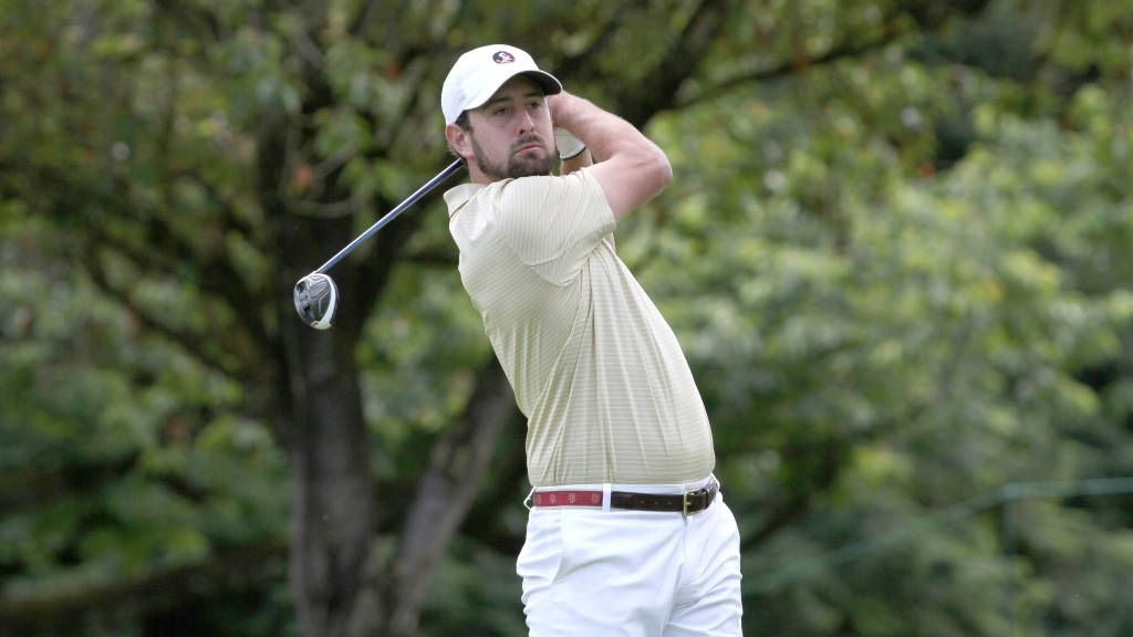 Men's Golf Ranked 18th in Preseason Coaches Poll