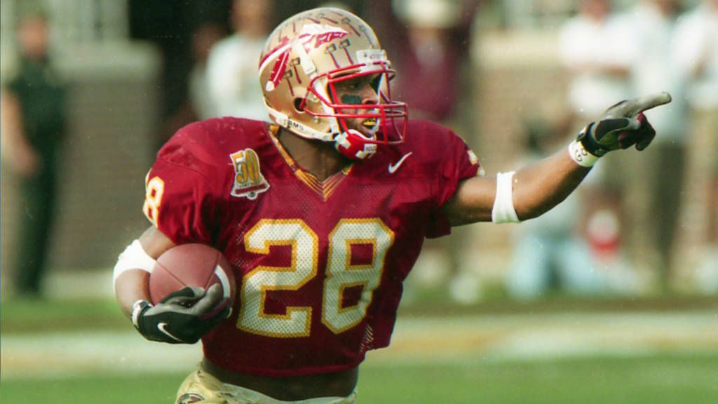 Warrick Dunn to Throw First Pitch at 'Chop at the Trop'