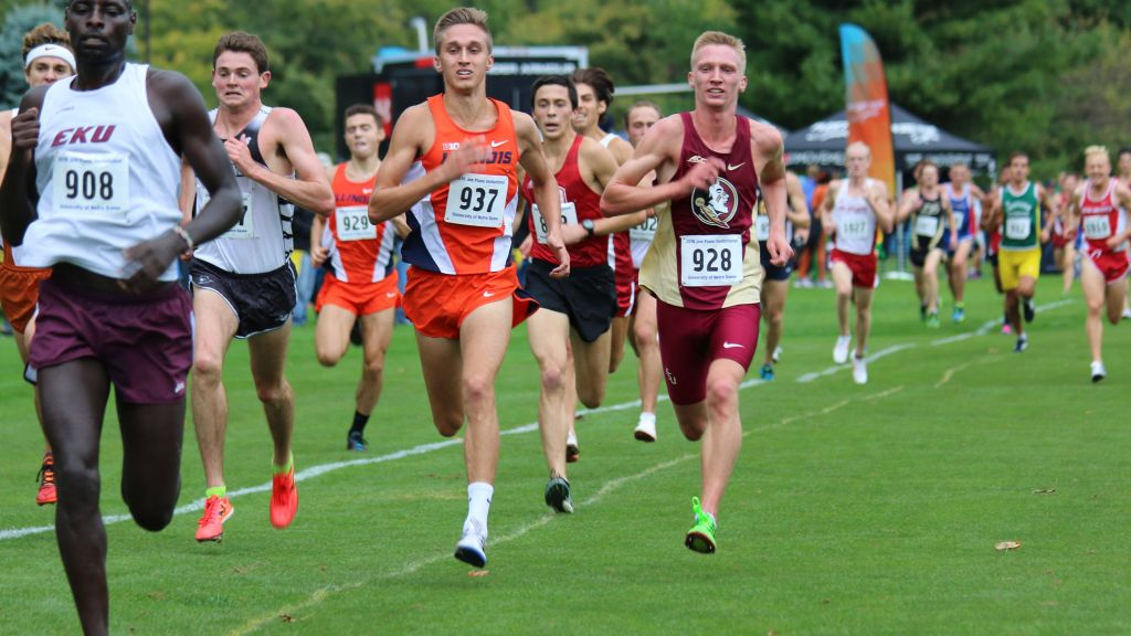 More Work Ahead For XC Noles After Notre Dame