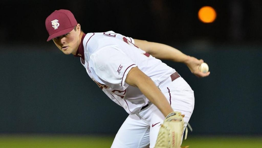 Freshman Haney Passes Test, Sparks Noles To Victory