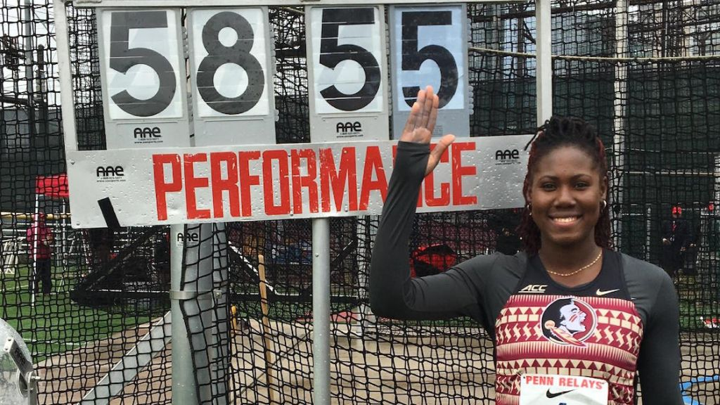 Shuttle Hurdle Relay, Record-Setting Knibb Roll At Penn Relays