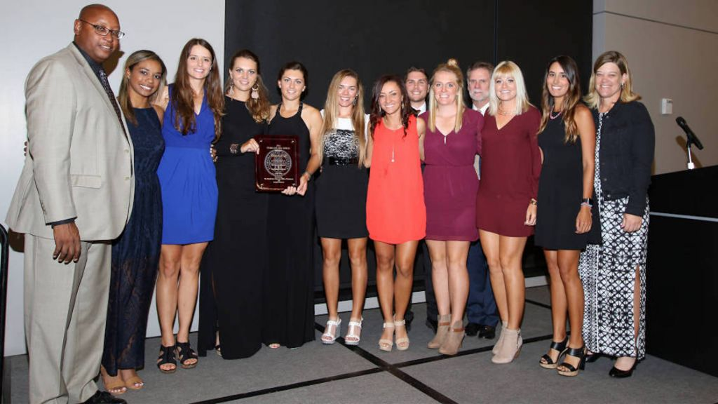 Top Scholar Athletes Celebrated