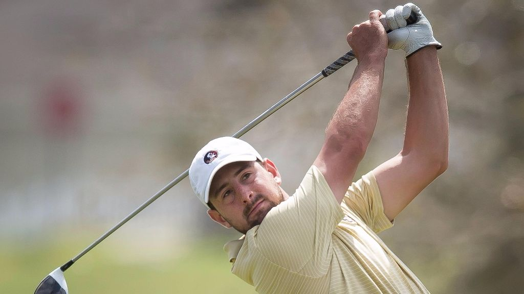 Men's Golf Places Fifth at Gator Invite