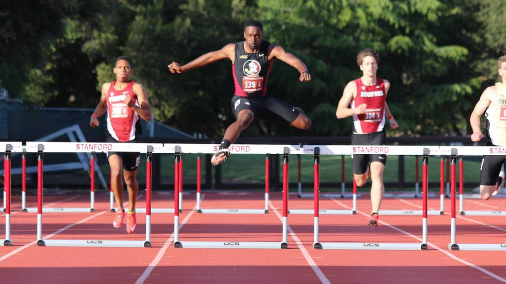 Jumpers Lead Six-Win Assault At Cardinal Classic