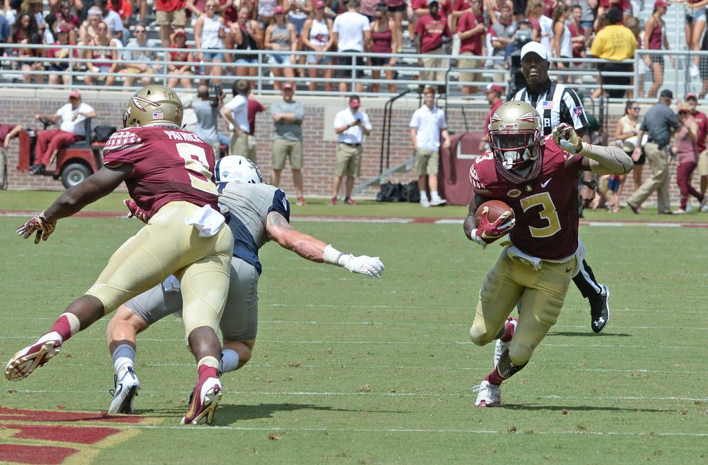 Football Notebook: Newest Noles Shine