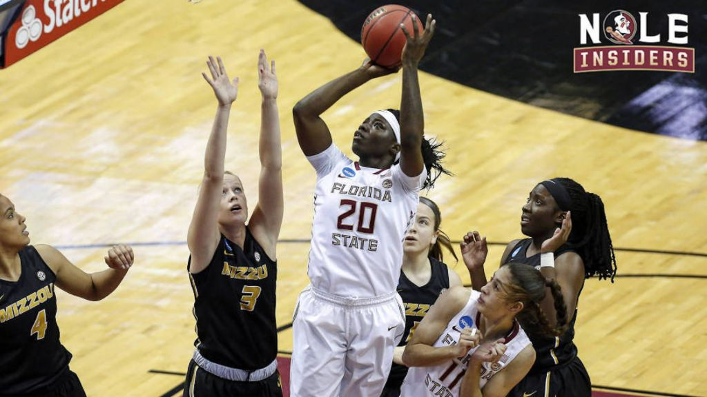 'Special' Thomas Overwhelms Mizzou, Leads Noles To Stockton