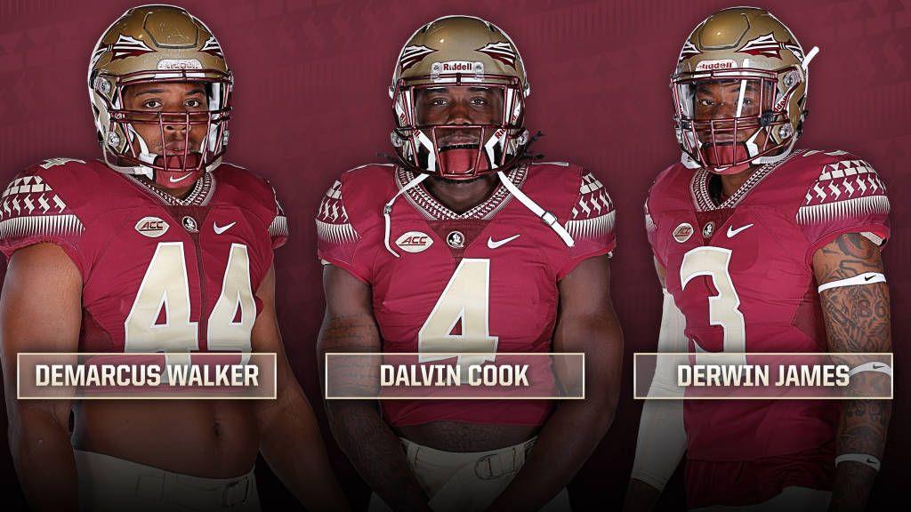 Trio of Seminoles on National Award Watch Lists