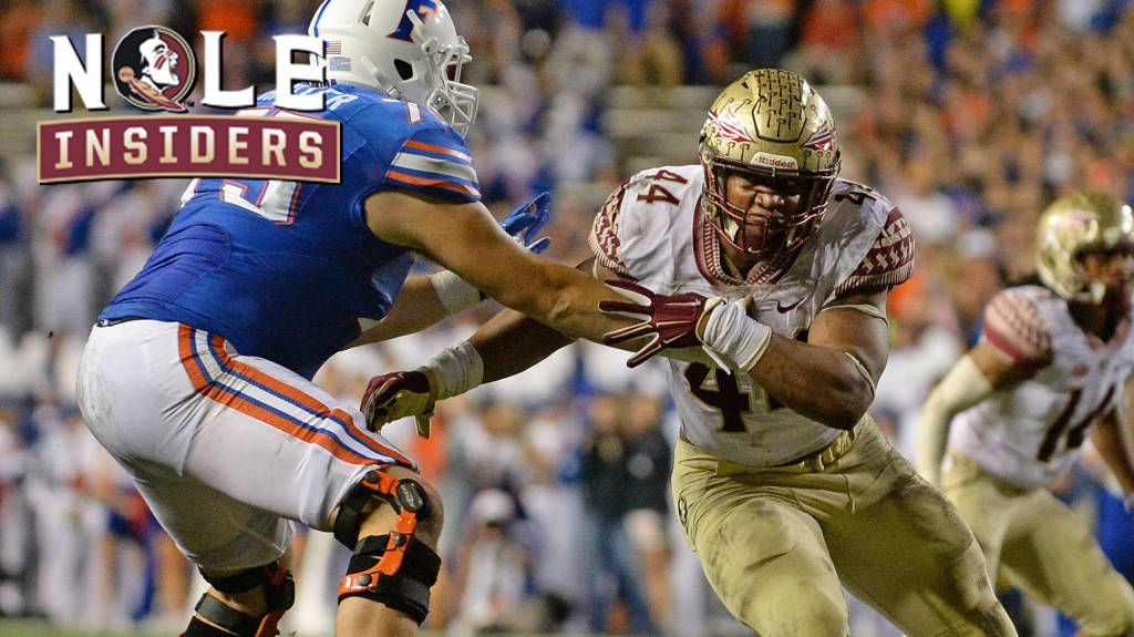 A Perfect Eight? Football Seniors Aim For Sweep Of UF, UM