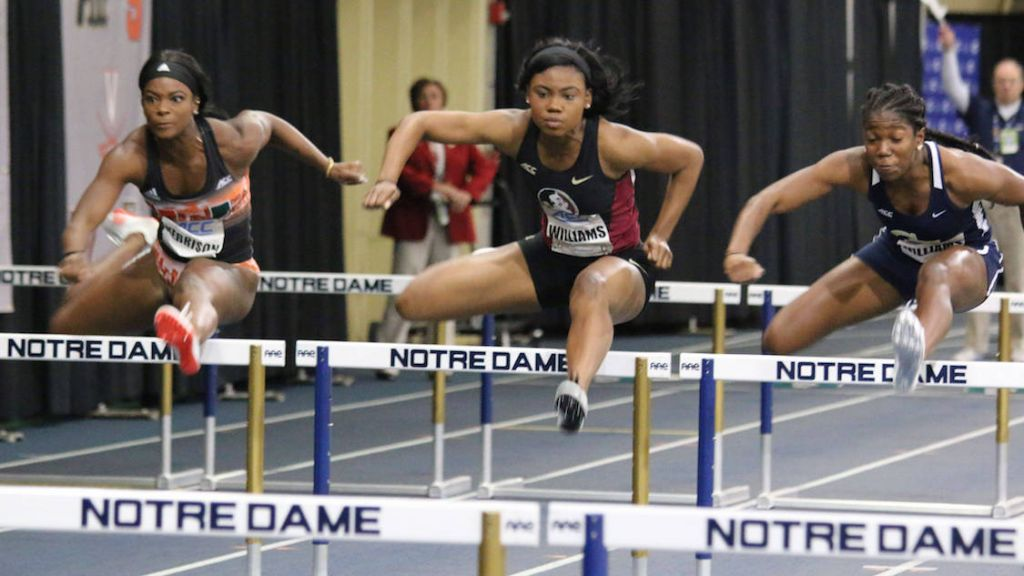 Six Headed To NCAA Indoors; Looking Back At ACC Meet