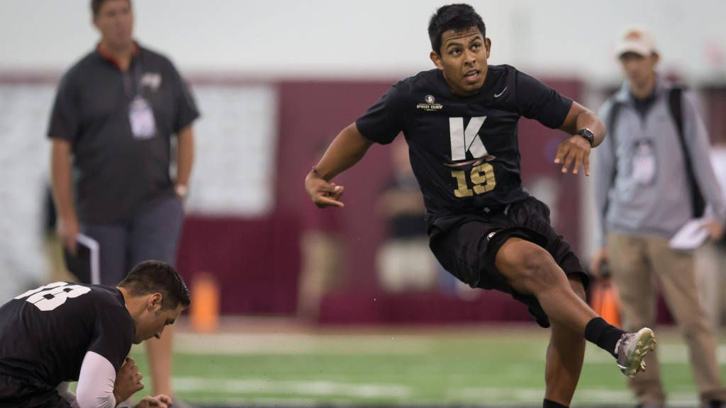 Cool Under Pressure, Aguayo Aces Pro Day Audition