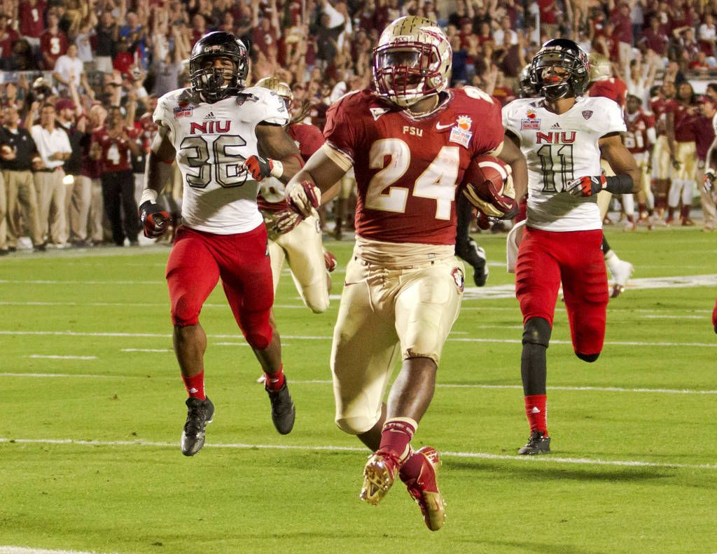 Orange Bowl Memory Still Brings A Smile To Former Nole Pryor