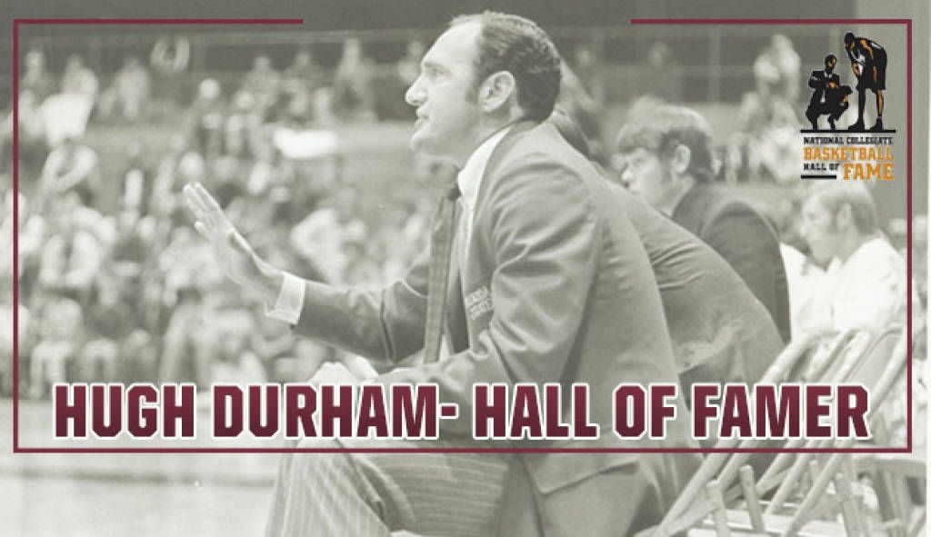 Durham To Be Inducted Into Collegiate Basketball Hall Of Fame