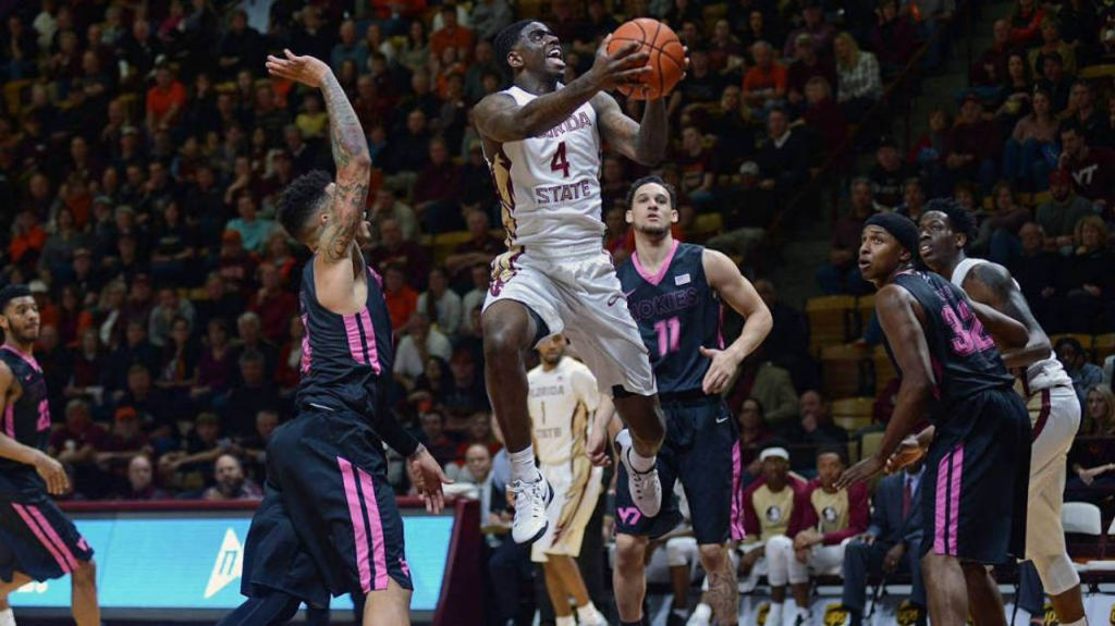 Bacon Catches Fire But Noles Fall Short At Virginia Tech