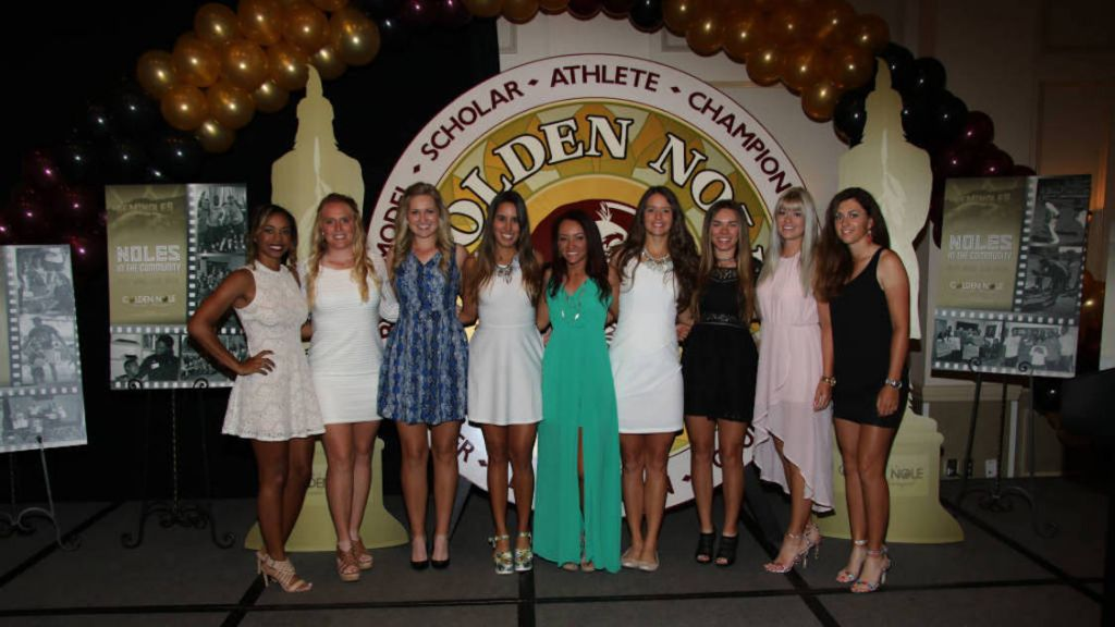 Seminole Student Athletes Honored At Golden Nole