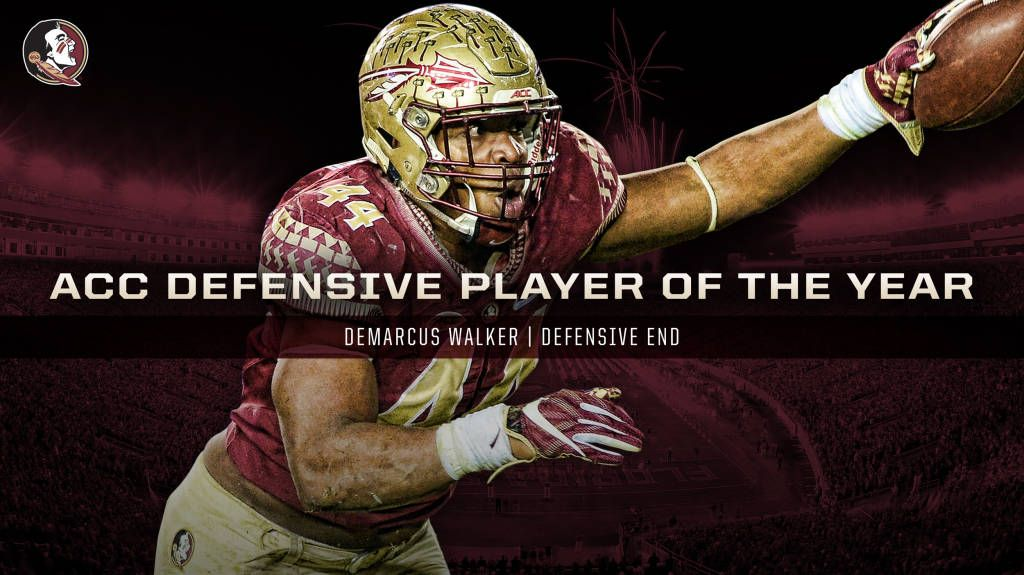 Walker Named ACC Defensive Player of the Year