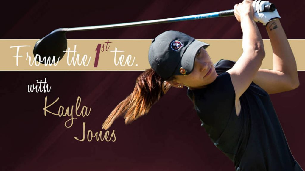 From the First Tee With Kayla Jones