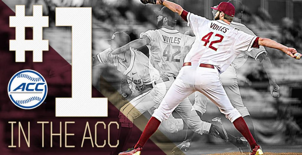 Baseball Picked to Win ACC